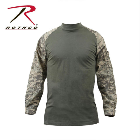 best Rothco Military FR NYCO Combat Shirt ACU Digital Camo 2XL