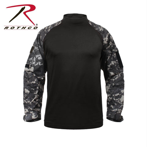 best Rothco Military FR NYCO Combat Shirt Subdued Urban Digital Camo M