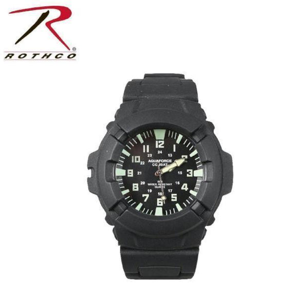 best tactical Aquaforce Combat Watch