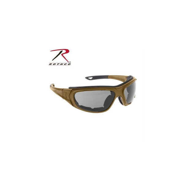 Rothco Interchangeable Optical System Coyote Brown