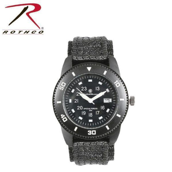 best tactical Smith & Wesson Commando Watch