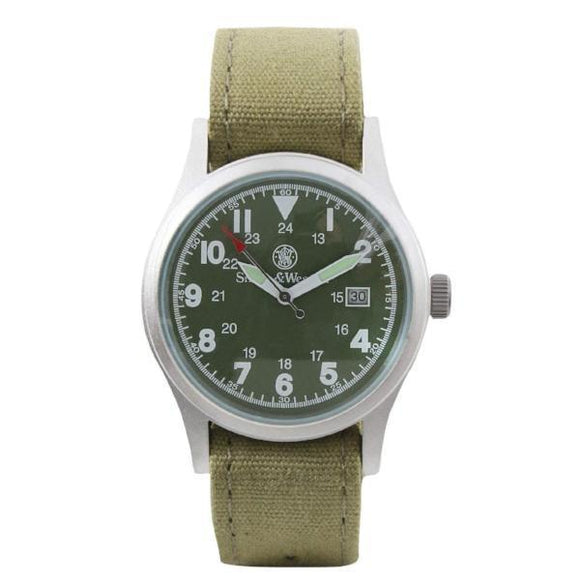 best tactical Smith & Wesson Military Watch Set Olive Drab