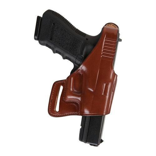Bianchi 75 Venom Size 13A Belt Slide Holster Right Hand-TanFits Sig Arms P226R, P220R, P229R