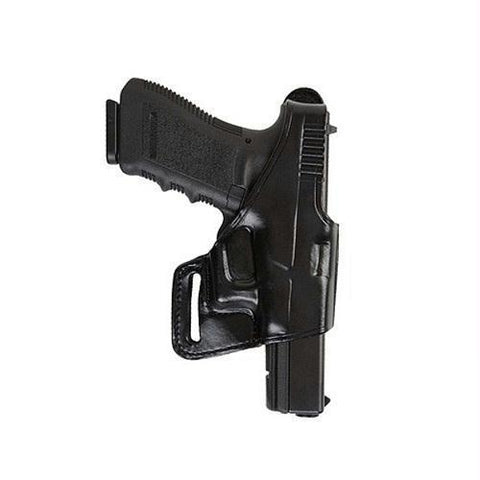 Bianchi 75 Venom Size 21A Belt Slide Holster Right Hand-Blk Fits Ruger LCP 380-Tactical Shop-