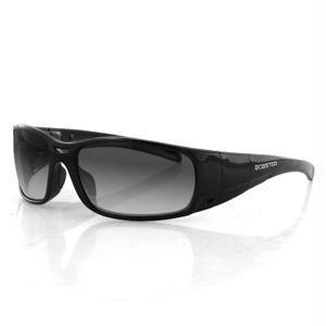 best tactical and police Bobster Gunner Conv Sunglass Blk Frame PhotoC-Clear Lens
