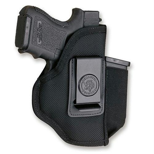 DeSantis Ambi Blk Pro Stealth Holster-all small revolvers-Tactical Shop-DeSantis-