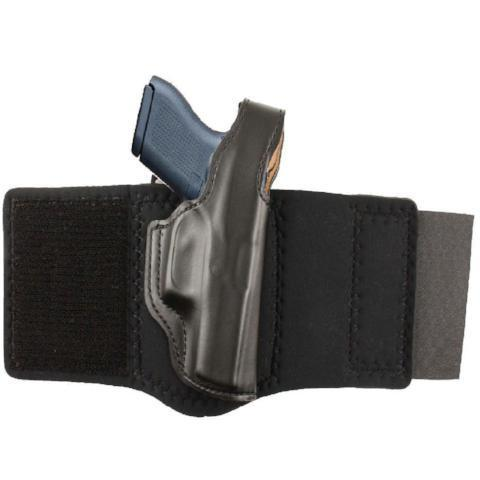 DeSantis Die Hard Ankle Rig for Glock 42 - Black right Hand-Tactical Shop-DeSantis-
