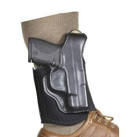 DeSantis RH Black Die Hard Ankle Rig-Glock 26 27-Tactical Shop-DeSantis-