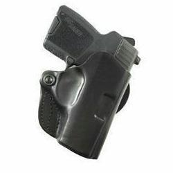 DeSantis RH Black Mini Scabbard Holster-Glock 19 23 26-Tactical Shop-DeSantis-