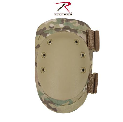 Rothco Multicam Tactical Protective Gear Knee Pads