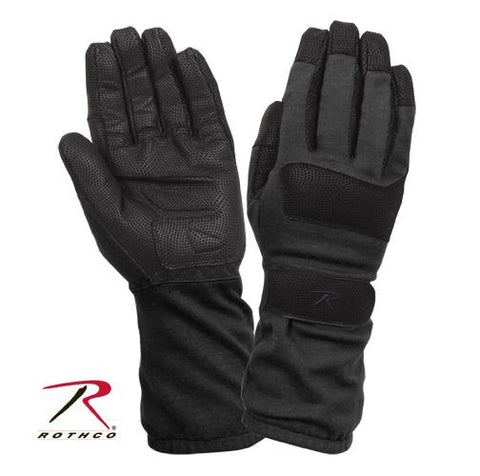 Rothco Fire Resistant Griplast Military Gloves