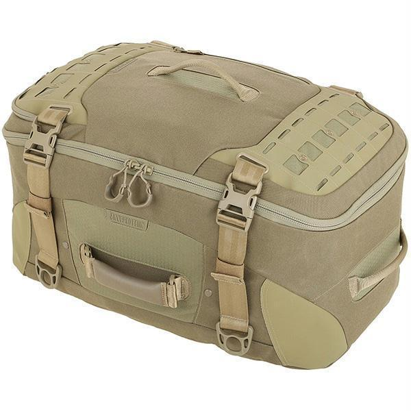 Maxpedition Ironcloud Adventure Travel Bag 48L Tan