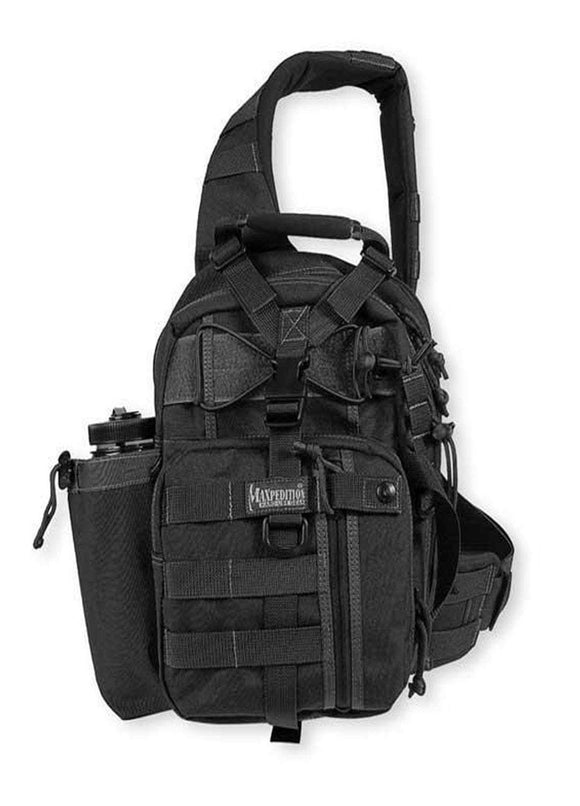 best tactical Maxpedition Noatak Gearslinger Black