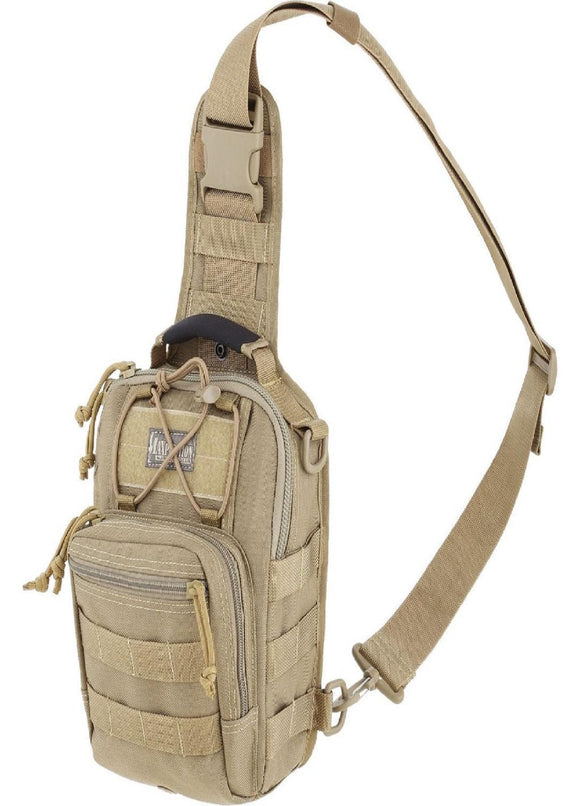 best tactical Maxpedition Remora Gearslinger Khaki