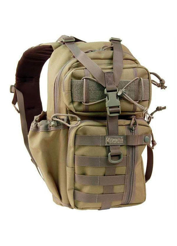 best tactical Maxpedition Sitka Gearslinger Khaki Foliage