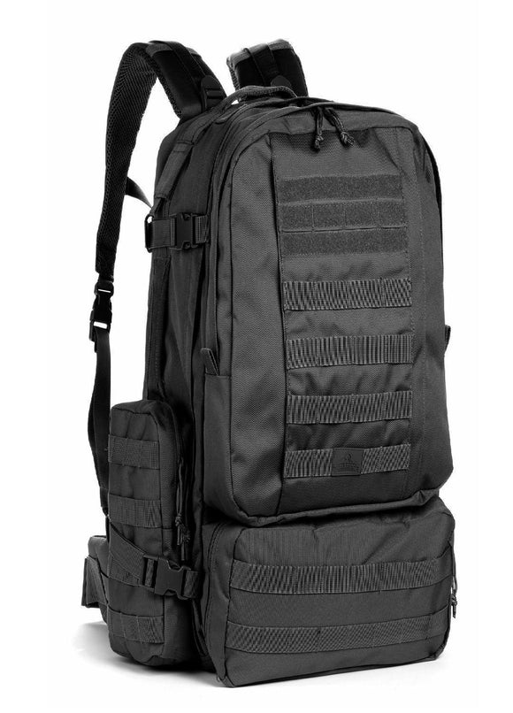 best tactical Red Rock Diplomat Backpack - Black