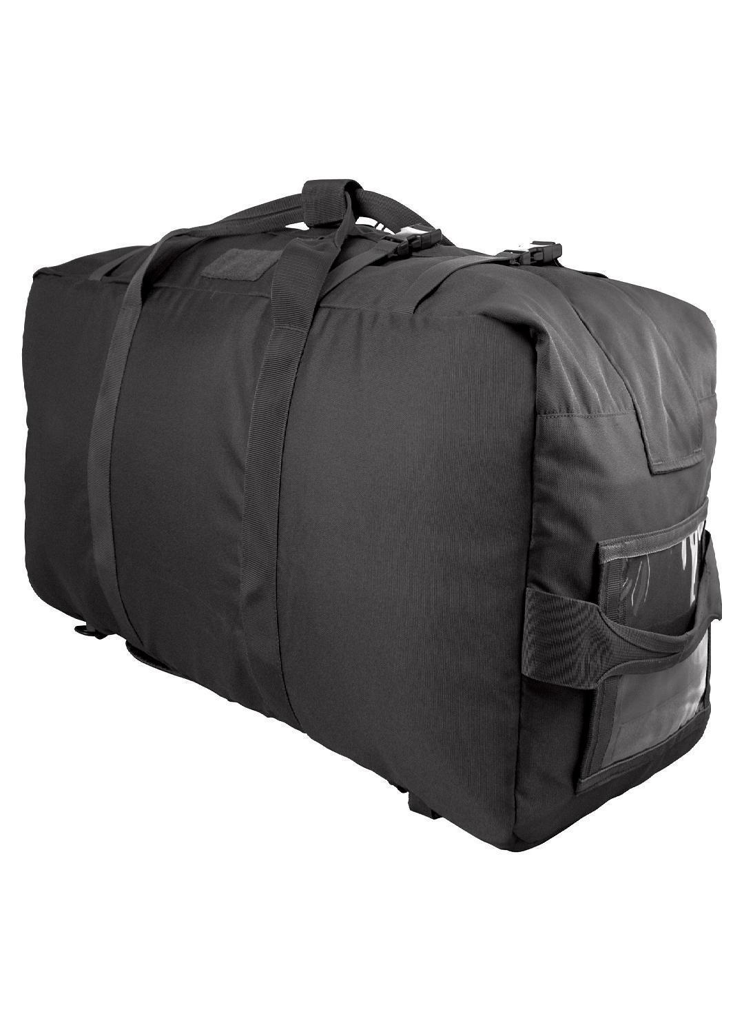 Red Rock Explorer Duffle Pack - Black