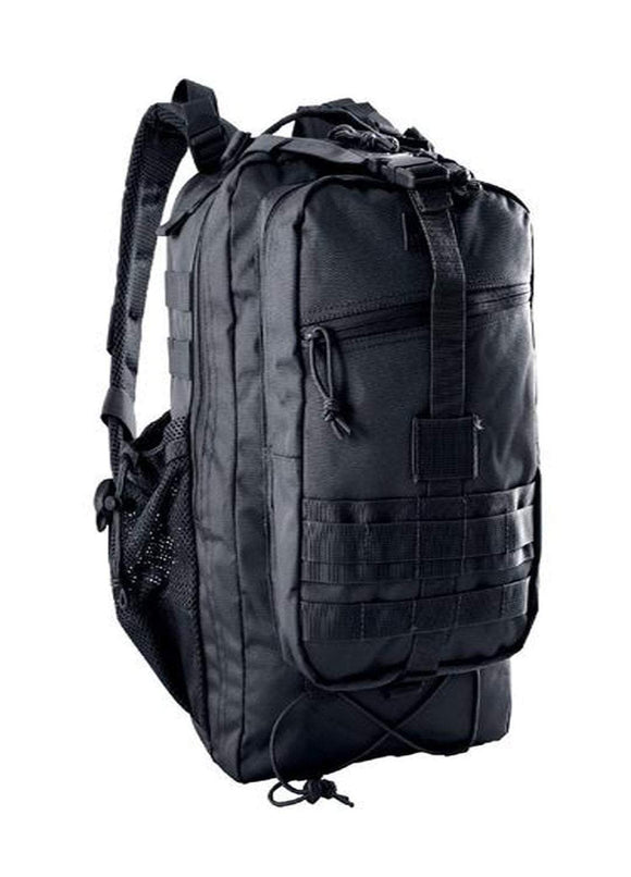 best tactical Red Rock Summit Backpack - Black