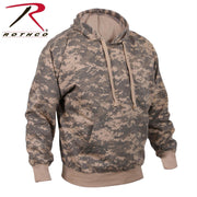Rothco Camo Pullover Hooded Sweatshirt ACU Digital Camo 2XL