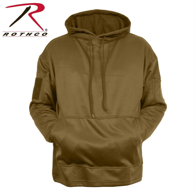 Rothco Concealed Carry Hoodie Coyote Brown 3XL