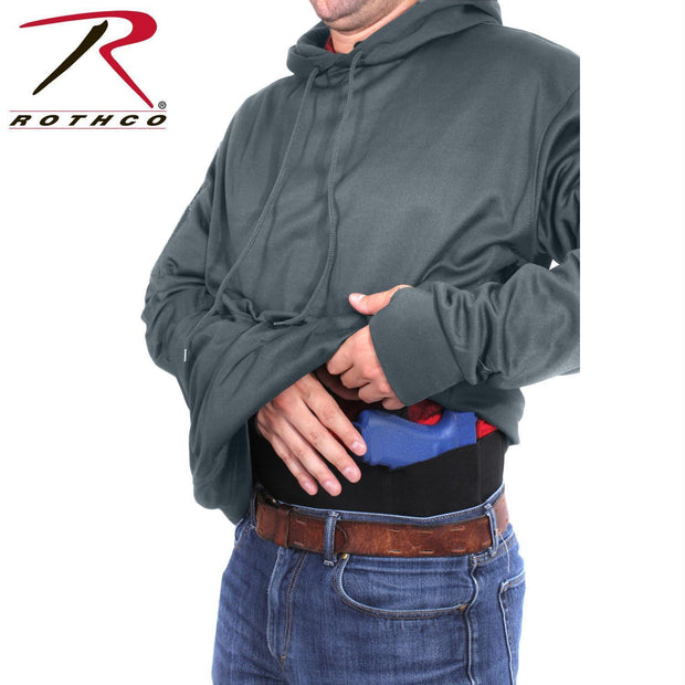 Rothco Concealed Carry Hoodie Gun Metal Grey 3XL