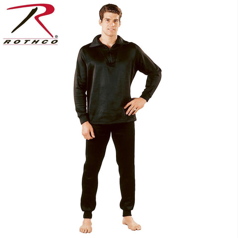 Rothco ECWCS Poly Bottoms Black 2XL