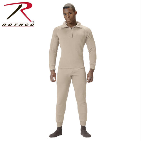 Rothco ECWCS Poly Bottoms Desert Sand 2XL