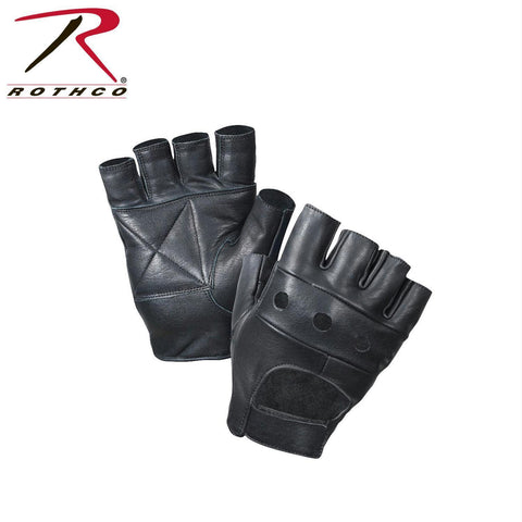 Rothco Fingerless Biker Gloves XL
