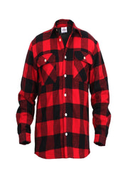 Rothco Fleece Lined Flannel Shirt