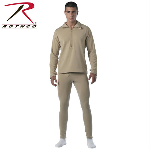 Rothco Gen III Level II Underwear Top Desert Sand 2XL