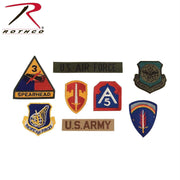 tactical and military Rothco G.I. Military Assorted Military Patches