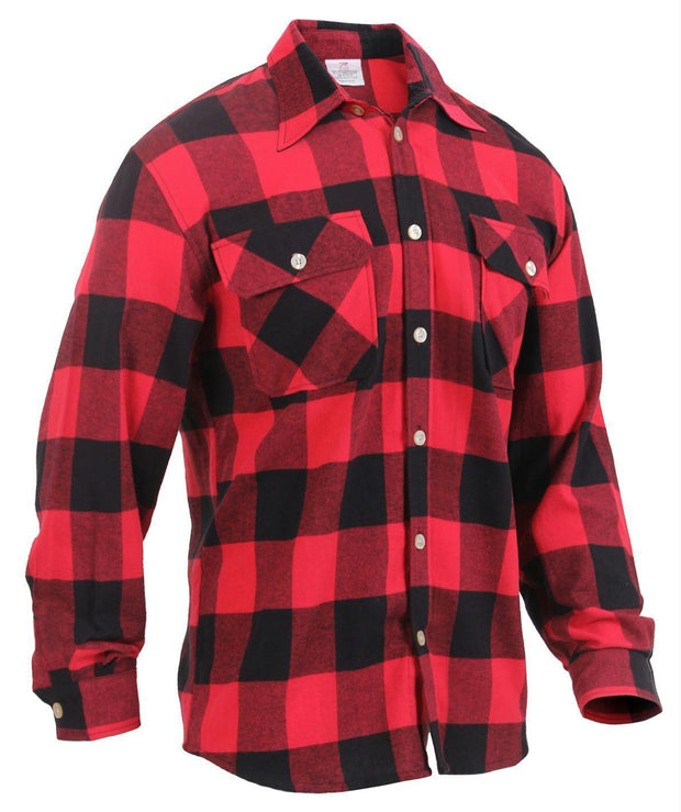 Rothco Lightweight Flannel Shirt