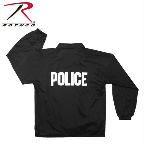best Rothco Lined Coaches Police Jacket XL