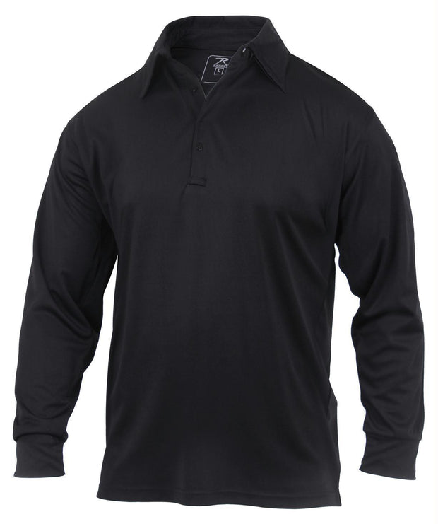 Rothco Long Sleeve Tactical Performance Polo