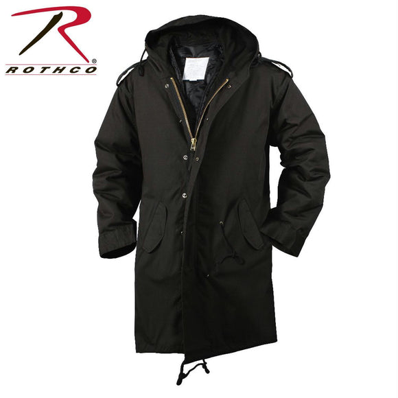 Rothco M-51 Fishtail Parka Black XS