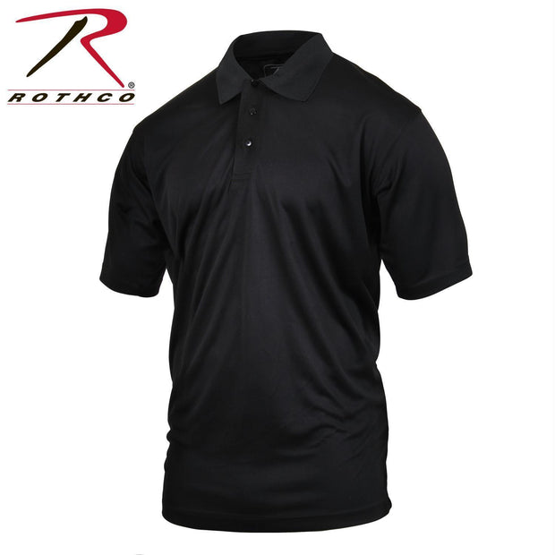 Rothco Moisture Wicking Polo Shirt