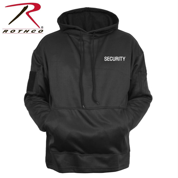 Rothco Security Concealed Carry Hoodie Black XL