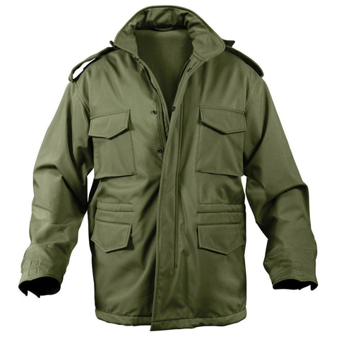 best Rothco Soft Shell Tactical M-65 Field Jacket