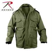 best Rothco Soft Shell Tactical M-65 Field Jacket Olive Drab 3XL