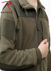best Rothco Spec Ops Tactical Fleece Jacket