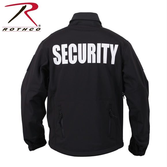 best Rothco Special Ops Soft Shell Security Jacket 2XL