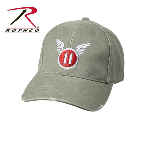 Rothco Vintage 11th Airborne Low Profile Cap