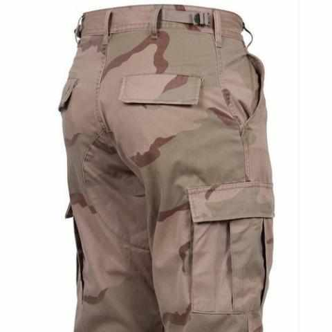Rothco Vintage Camo Paratrooper Fatigue Pants
