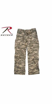 Rothco Vintage Camo Paratrooper Fatigue Pants ACU Digital Camo XL