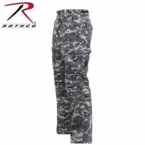 Rothco Vintage Camo Paratrooper Fatigue Pants Subdued Urban Digital Camo 3XL