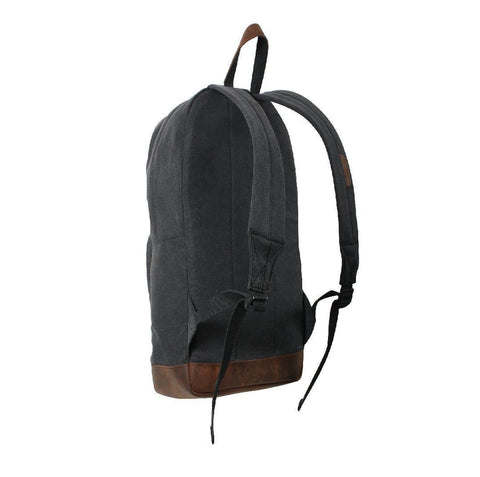 bcbb4e4d6 Rothco Vintage Canvas Teardrop Backpack With Leather Accents