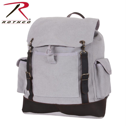 Rothco Vintage Expedition Rucksack Grey