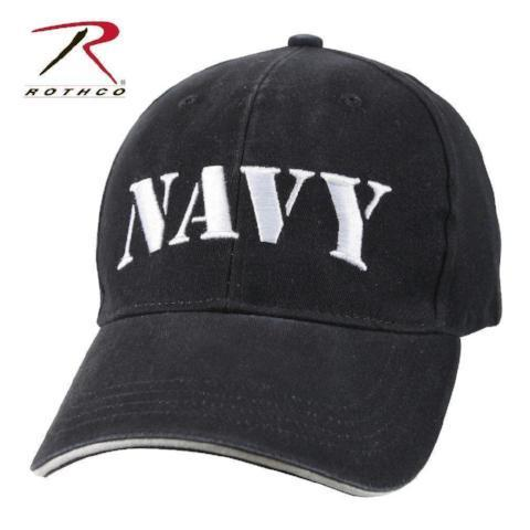 Rothco Vintage Navy Low Profile Cap