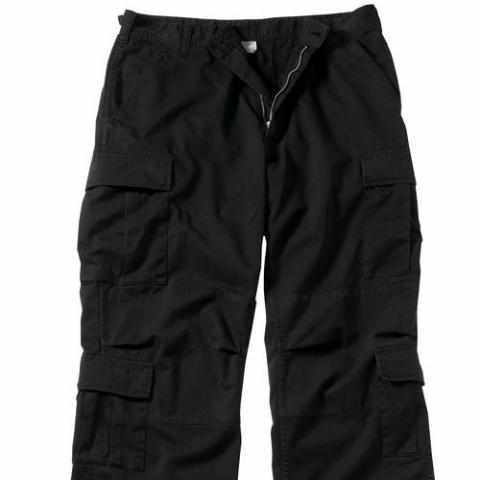 Rothco Vintage Paratrooper Fatigue Pants Black 2XL