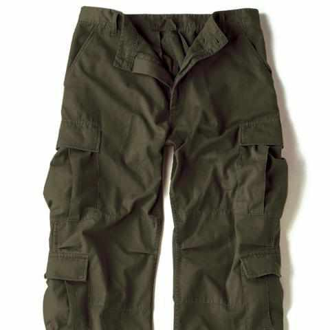 Rothco Vintage Paratrooper Fatigue Pants Olive Drab 3XL